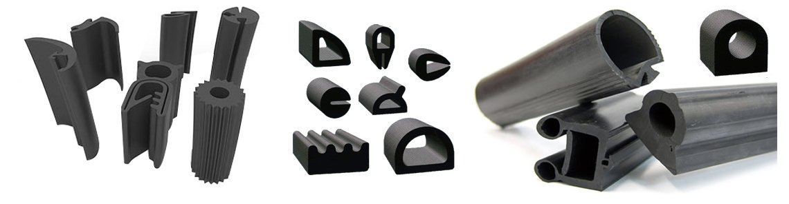 Rubber and Silicone extrusion